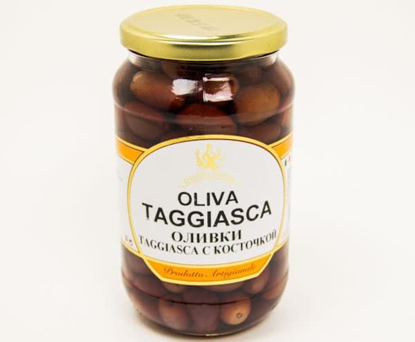 Оливки с косточкой Таджаско Donna Sofia 550 гр