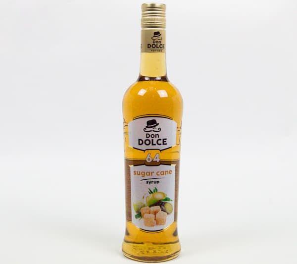 Сироп сахарный тростник 0,7 л, Don Dolce