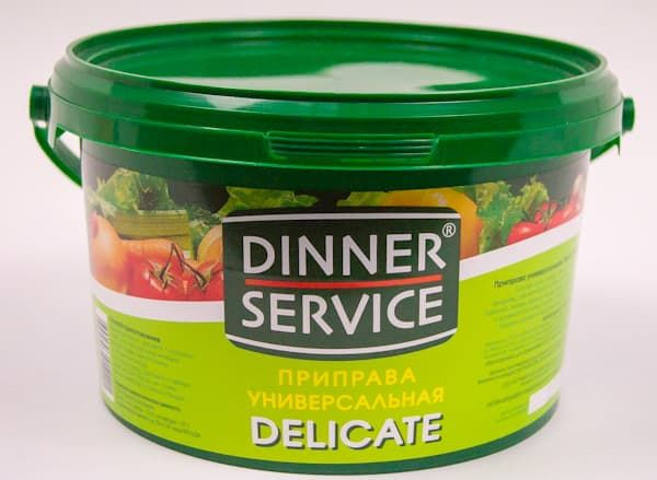 Приправа деликат 2 кг, DINNER SERVICE