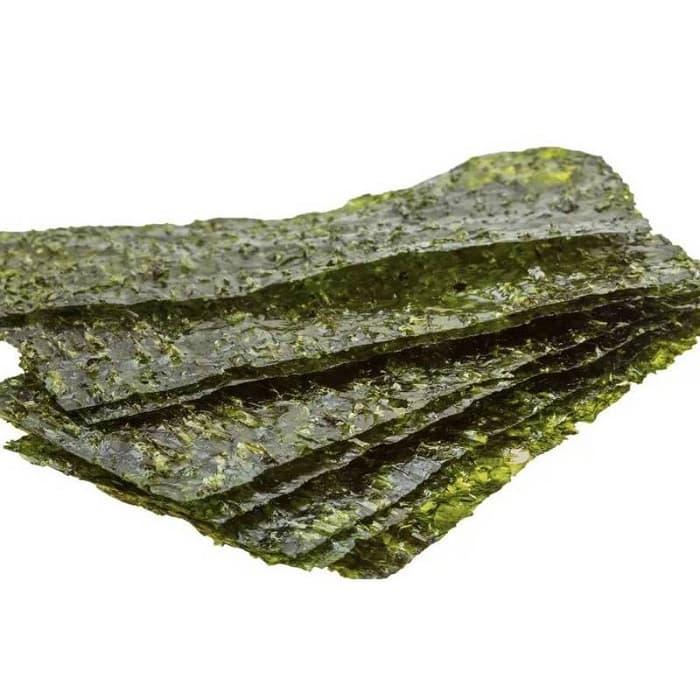 Водоросли сушеные Нори 100 листов, Haejo Food
