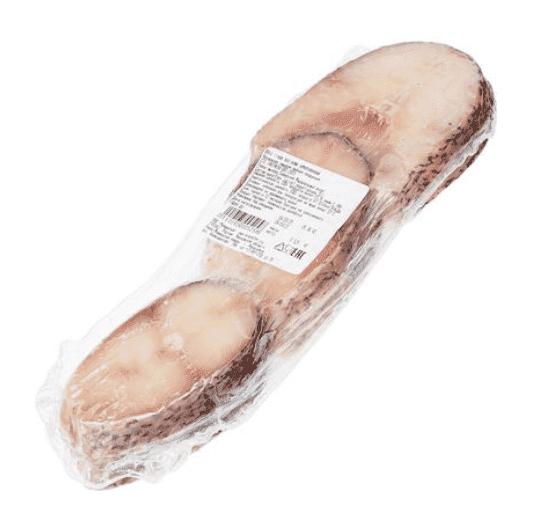 Щука северная стейк без шкуры 450 г с/м, Don Kreveton
