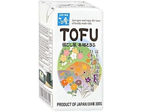 Творог Тофу соевый 300 гр, Satonoyuki