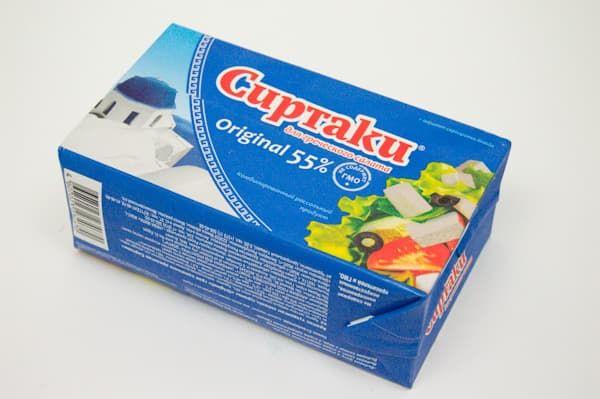 Сырный продукт Фета original 1 кг, Domty