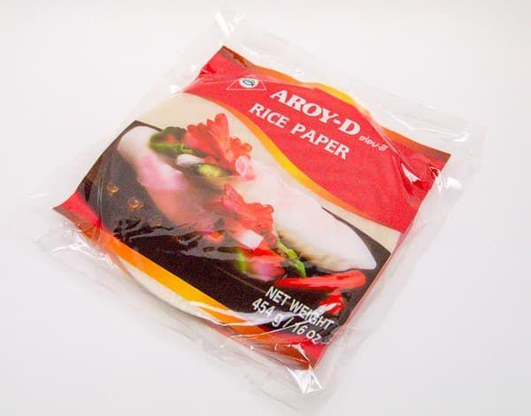 Рисовая бумага 50 листов, AROY-D
